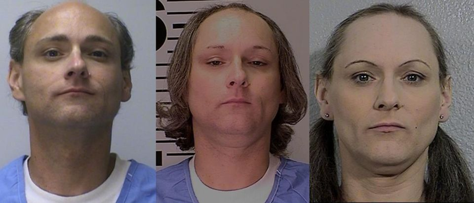 Photos courtesy of California Department of Corrections and Rehabilitation.