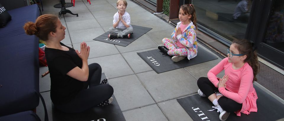 Ban On Yoga In Alabama Schools Remains