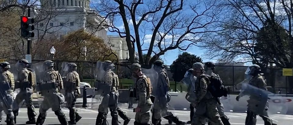 Capitol Hill Attack Aftermath