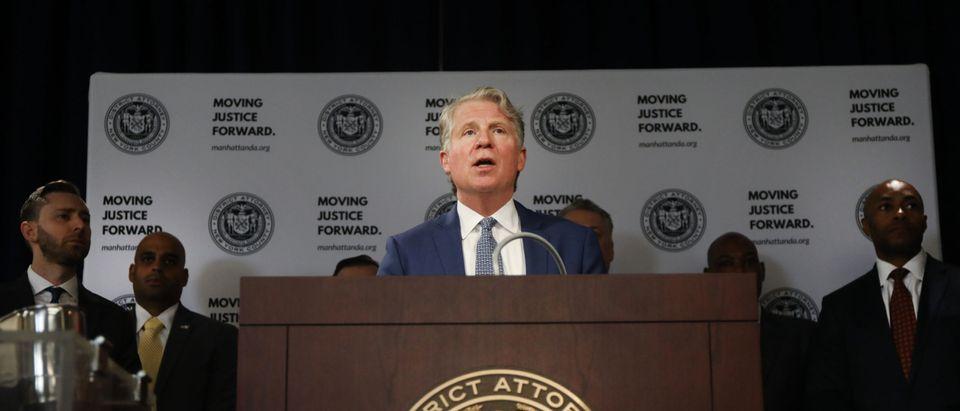 Manhattan D.A. Cy Vance Jr. Announces Charges Against Major Dark Web Drug Dealer