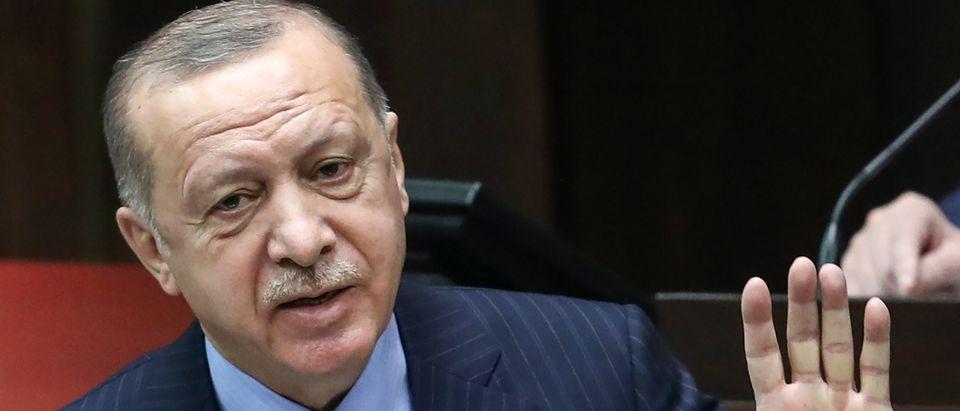 TURKEY-POLITICS-PARTY