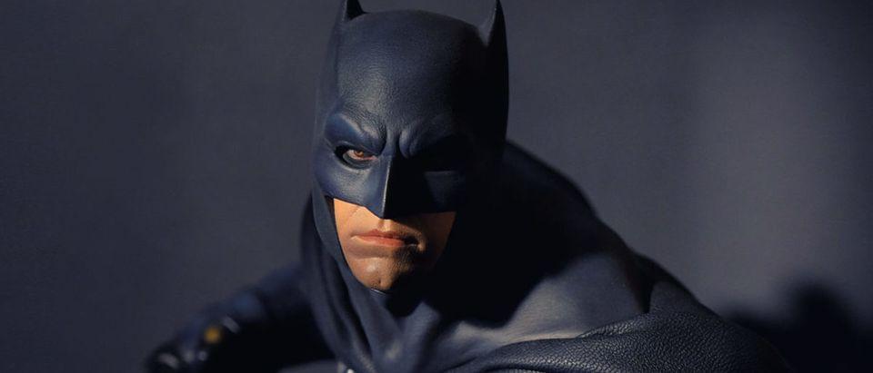 Batman (Credit: Shutterstock/SAHACHATZ)