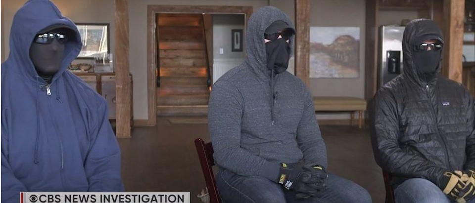 CBS interviewed some Navy SEALs