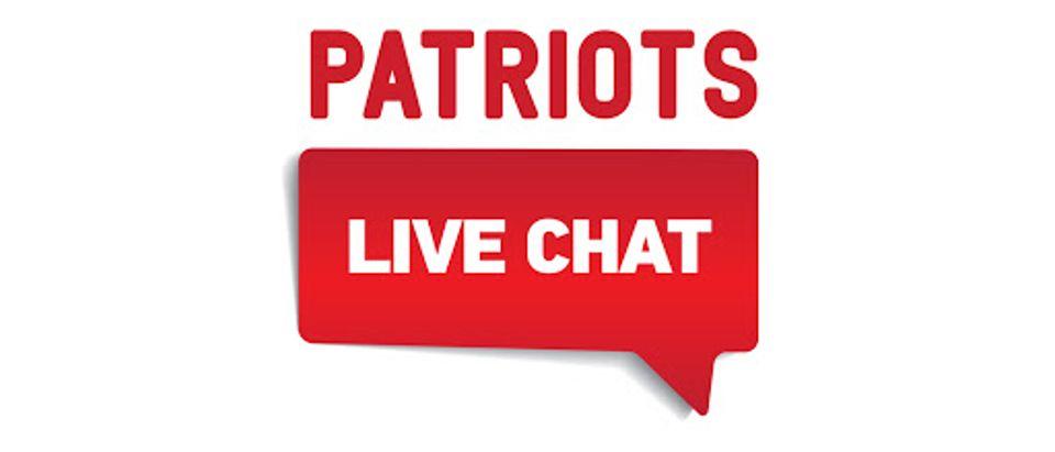 Patriots Live Chat