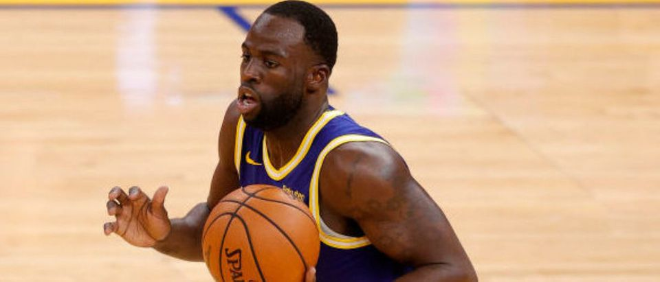 Draymond Green (Photo by Ezra Shaw/Getty Images)
