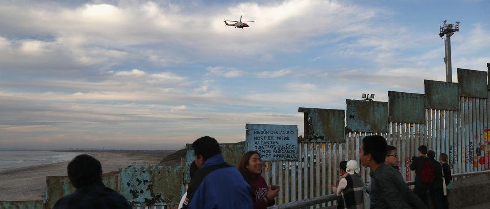 Migrant Caravan Arrives To Tijuana At US-Mexico Border