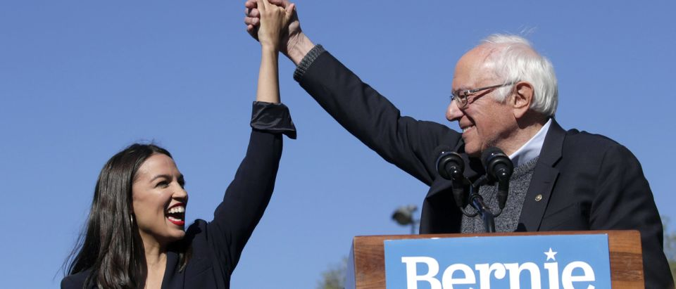 Bernie Sanders Returns To The Campaign Trail With A Rally In New York City