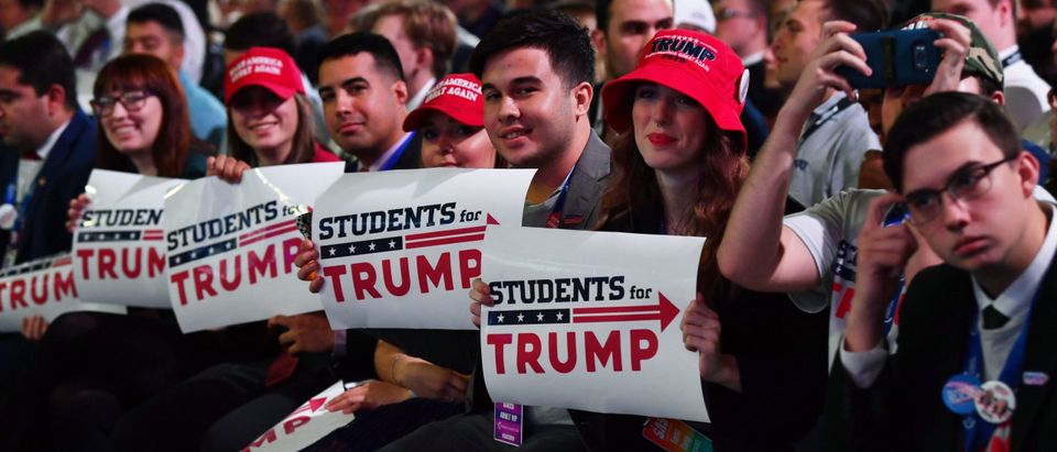 'Students For Trump' Founder Sentenced To 13 Months After Earning Thousands Posing As A Lawyer