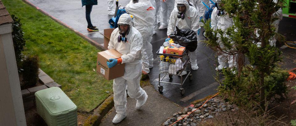 Washington State Continues Efforts To Limit Spread Of Coronavirus