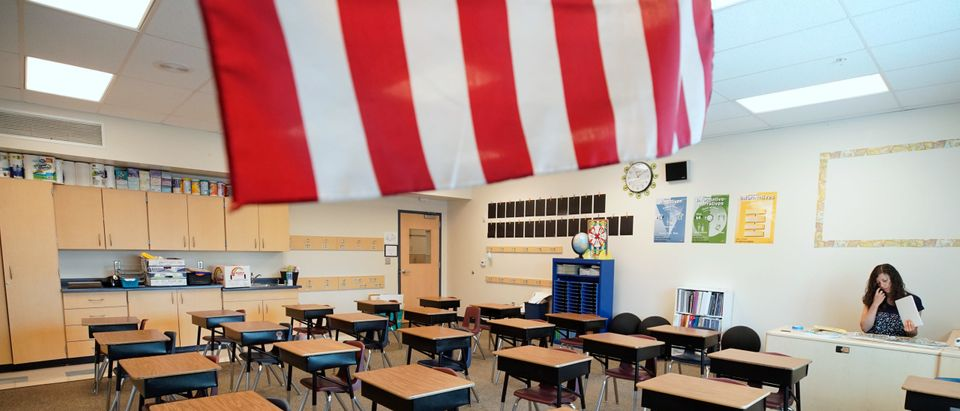 Provo, Utah School Prepares For School Year Amid CoVID-19 Pandemic