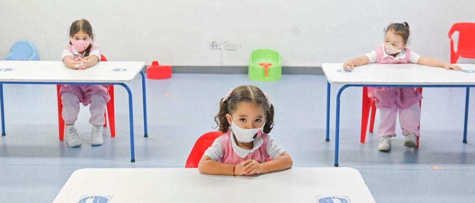 COLOMBIA-HEALTH-VIRUS-EDUCATION-KINDERGARTEN