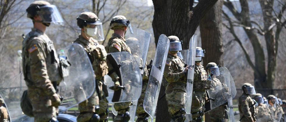 DC National Guard Finally Set To Leave Capitol After Nearly Five Months