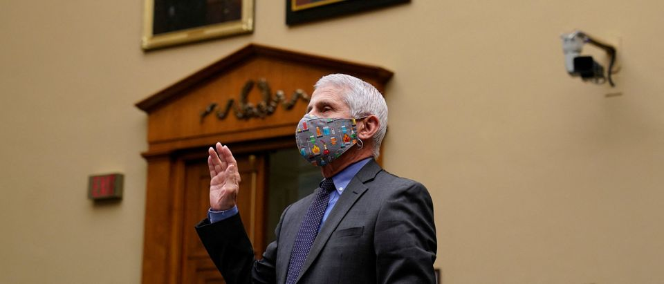 Fauci Says Ending Indoor Mask Mandates On The Horizon As More People Get Vaccinated