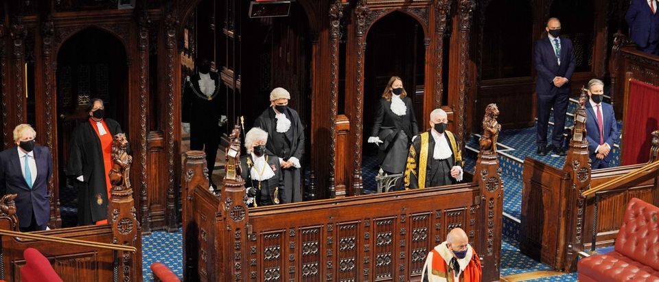 State Opening Of Parliament 2021