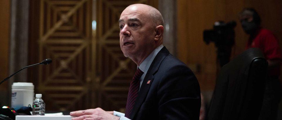 Senate Homeland Security Committee Hears Testimony From DHS Secretary Mayorkas