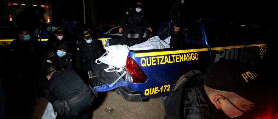 GUATEMALA-VIOLENCE-PRISON-POLICE