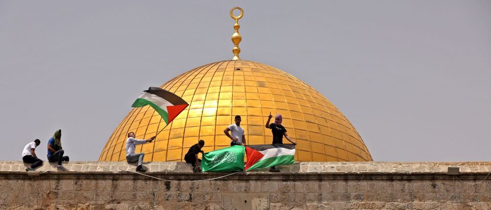 Amid Fragile Truce, Jewish Visitors Return To Holy Site That Triggered War With Hamas