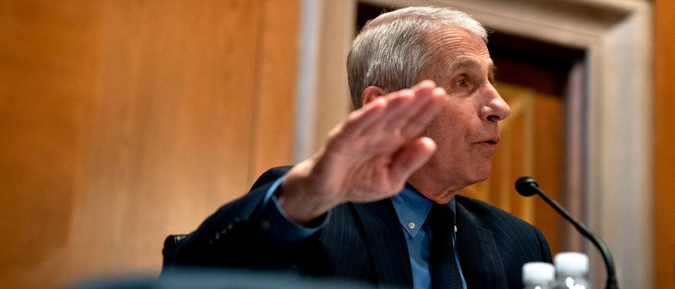 'Long Ways To Go': Fauci Continues COVID-19 Fear-Mongering Despite Plummeting Cases And Deaths