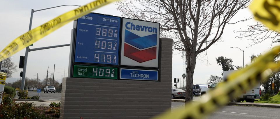 Average Gas Prices Rise 18 Cents Nationally In Past Two Weeks