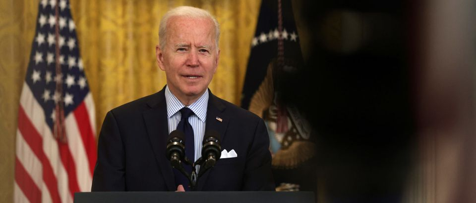 President Biden Delivers Remarks On April Jobs Report