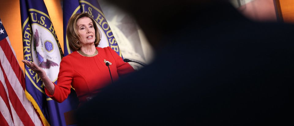Speaker Pelosi Holds Weekly News Conference