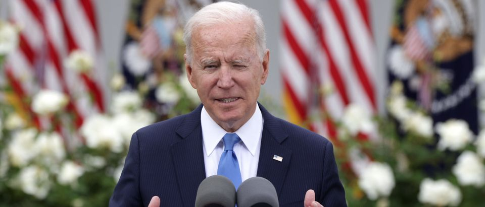 Joe Biden Is Remaking The US Without A Mandate