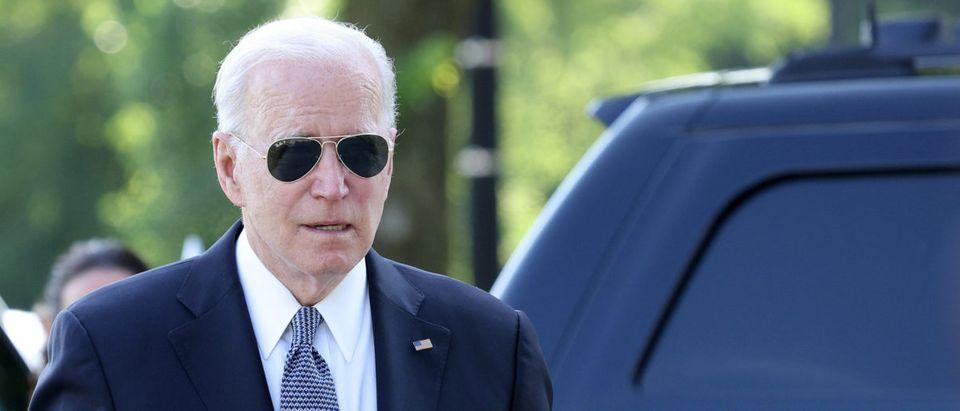 President Biden Departs The White House For Wilmington, DE