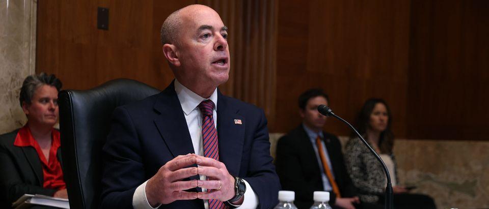 Senate Subcommittee Hears Testimony From DHS Secretary Mayorkas
