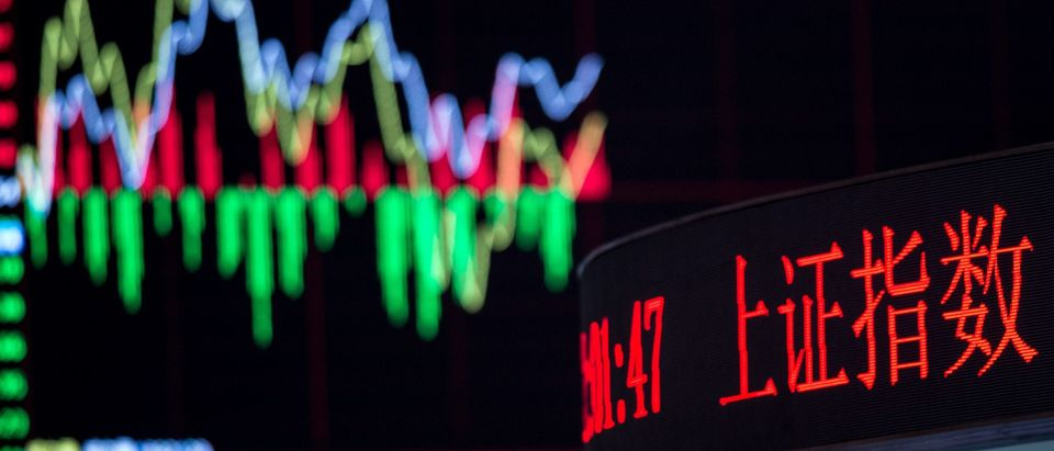 CHINA-ECONOMY-STOCKS