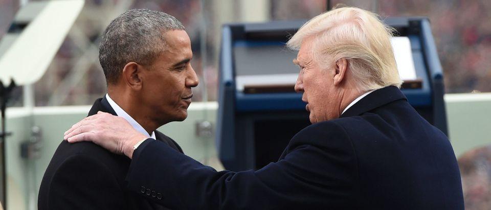 TOPSHOT-politics-us-US-POLITICS-TRUMP-INAUGURATION-SWEARING IN