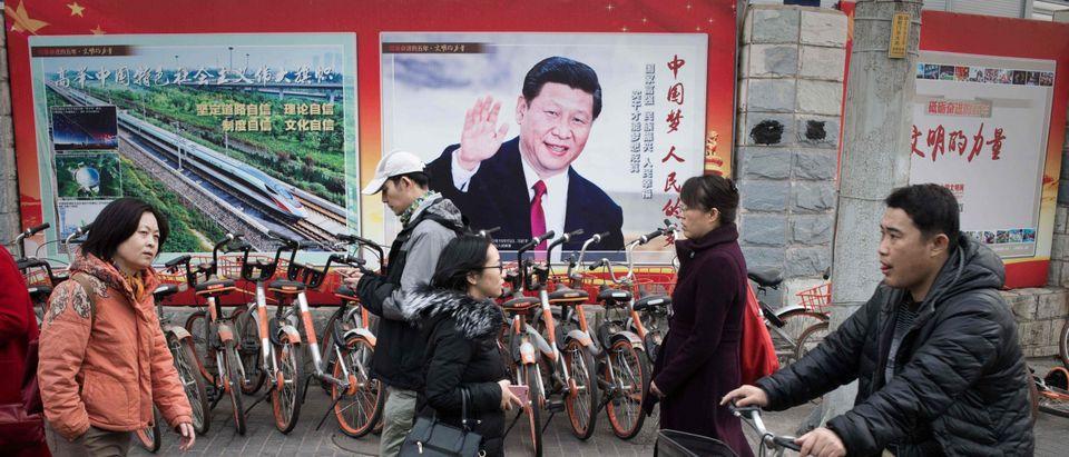 TOPSHOT-CHINA-POLITICS