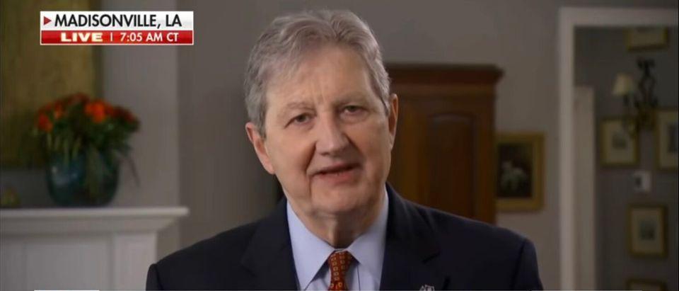 Sen. John Kennedy joins Fox News to discuss the border crisis.