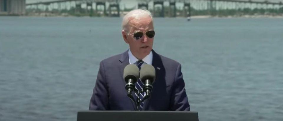 Joe Biden Lake Charles