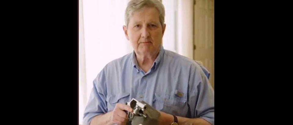 Kennedy and gun