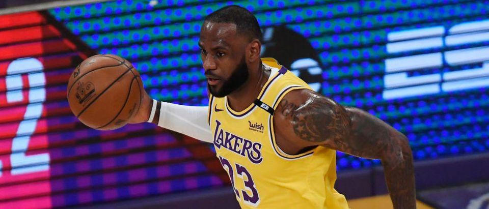 LeBron James (Photo by Kevork Djansezian/Getty Images)