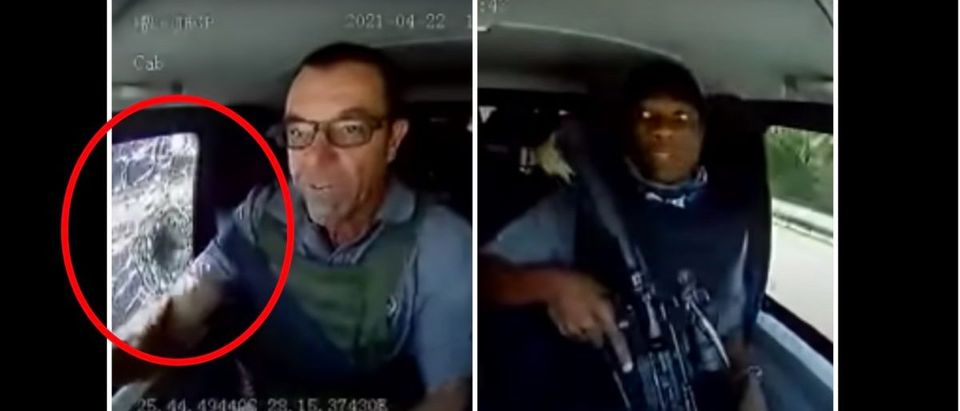 Robbery Attempt (Credit: Screenshot/YouTube https://youtu.be/KAvqDF3Wujc)