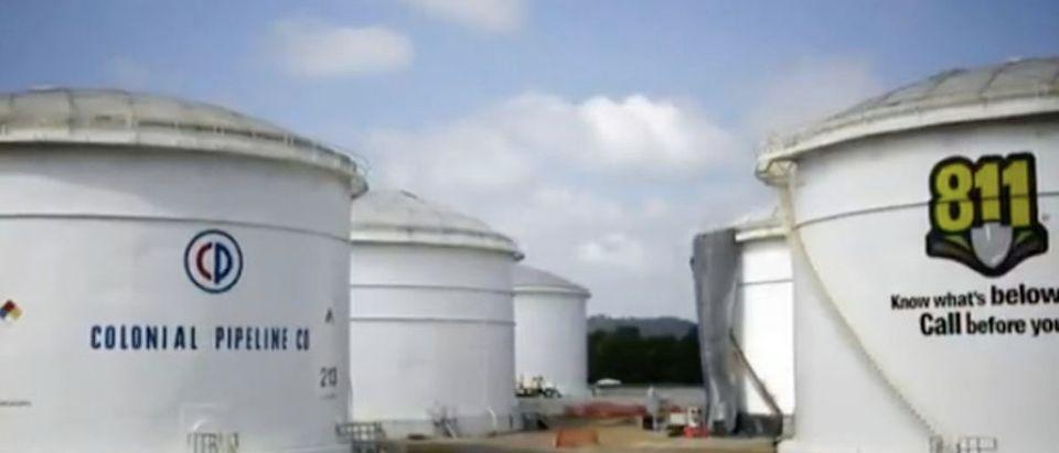 Colonial Pipeline Screen Shot / CBS