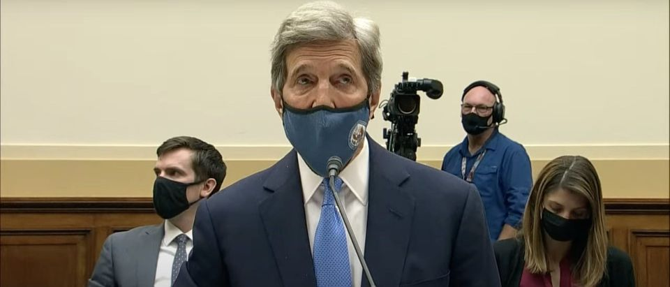 """House Foreign Affairs Committee holds hearing on """"Driving a Global, Whole-of-Society Response to Climate Action."""" Special Presidential Envoy for Climate John Kerry testifies."""