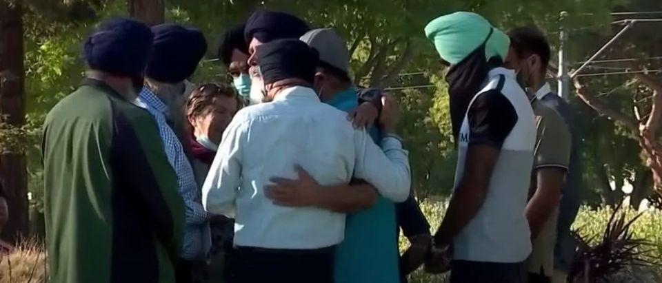 Family Of Taptej Singh