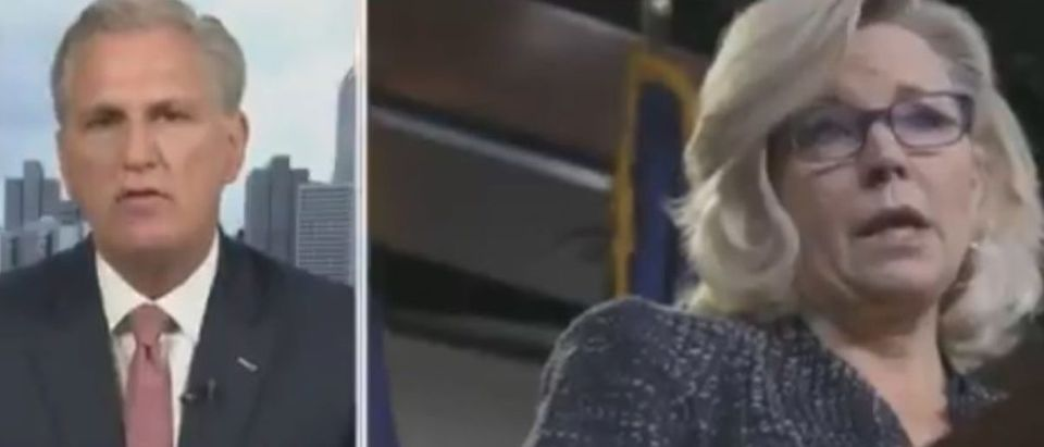 Screen Shot_Twitter_Kevin McCarthy_Liz Cheney_@atrupar_Fox News
