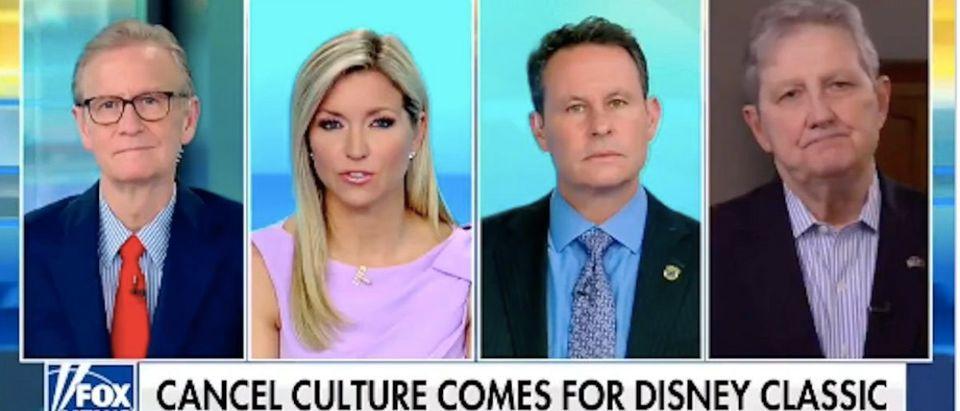 Sen. John Kennedy:Fox News