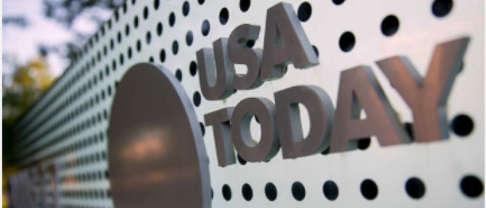 USA Today Removed Word 'Male' From Female Track Runner's Transgender Athlete Op-Ed, Calling The Term 'Hurtful'