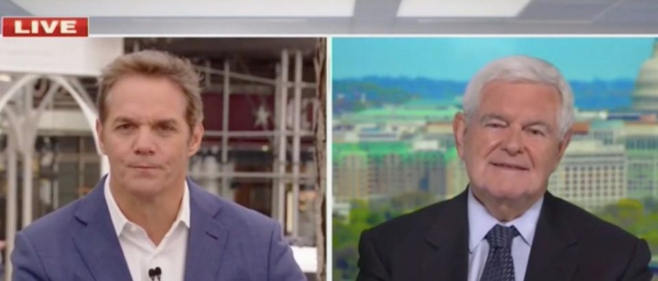 Bill Hemmer and Newt Gingrich