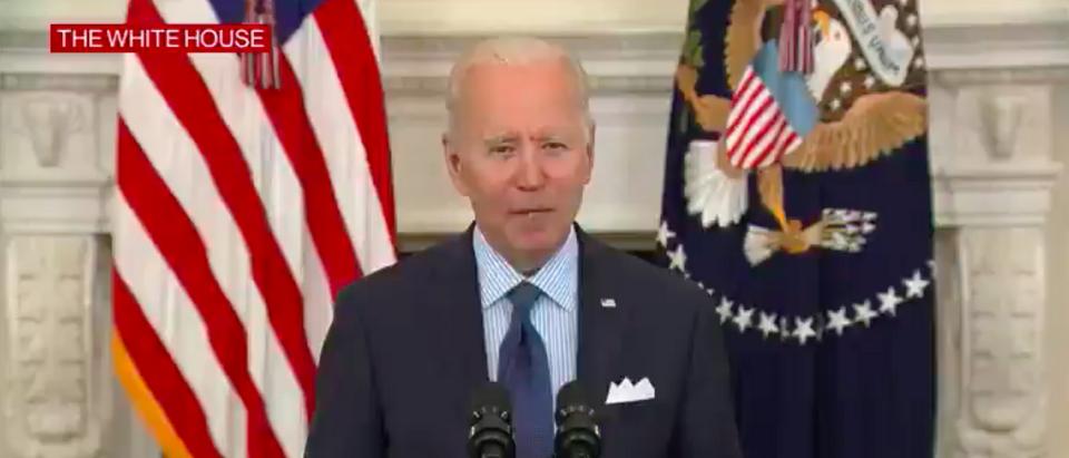 Biden Gaffes His Way Through Press Conference