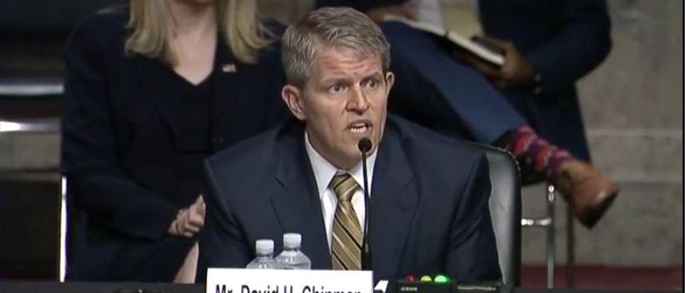 chipman testifies
