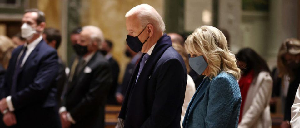 Biden National Day Of Prayer Proclamation Does Not Mention God