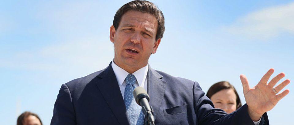 Gov. DeSantis Announces $1K Bonuses For All Florida First Responders