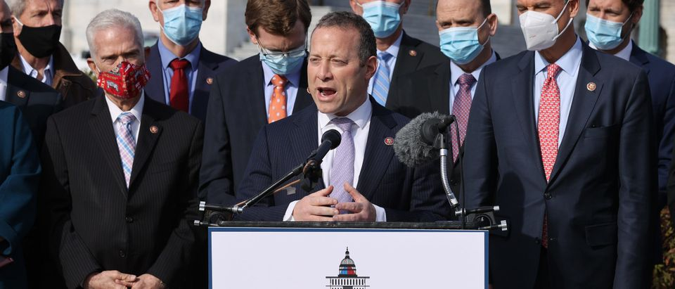 Problem Solvers Caucus Holds News Conference Calling For Bicameral COVID-19 Relief