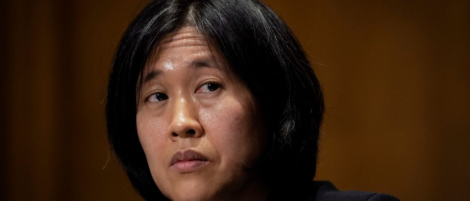 Senate Finance Committee Examines Nomination Of Katherine Tai For US Trade Representative