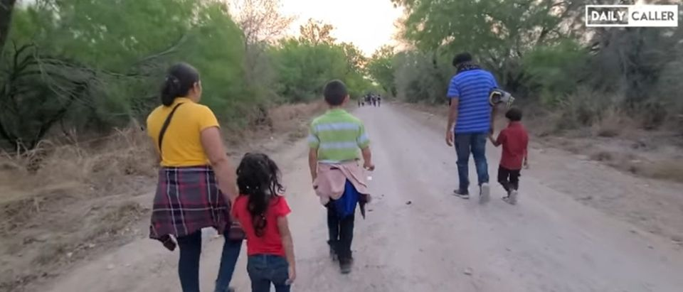 Migrant Crisis in the Rio Grande Valley (The Daily Caller)